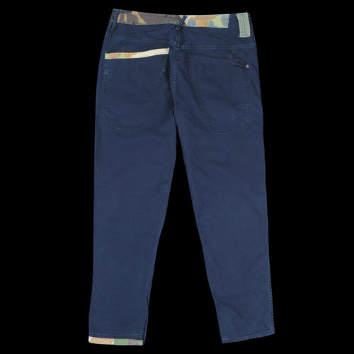 Black Rabbit Pant in Navy