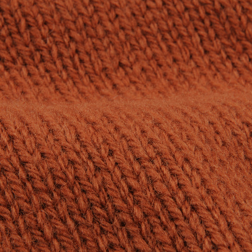 Nansen Crew Neck in Rust