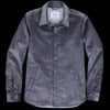 Golden Bear - Corduroy Overshirt in Smoke