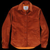 Golden Bear - Corduroy Overshirt in Cinnamon