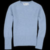 Harley of Scotland for Unionmade - Geelong Mockneck Sweater in Vintage
