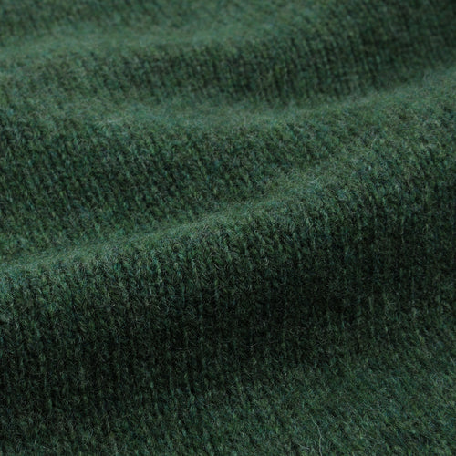 Geelong Mockneck Sweater in Serpentine