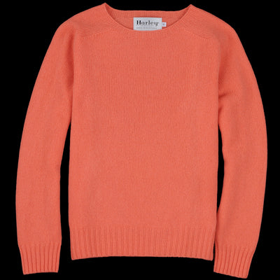 Harley of Scotland for Unionmade - Geelong Crewneck Sweater in Medusa