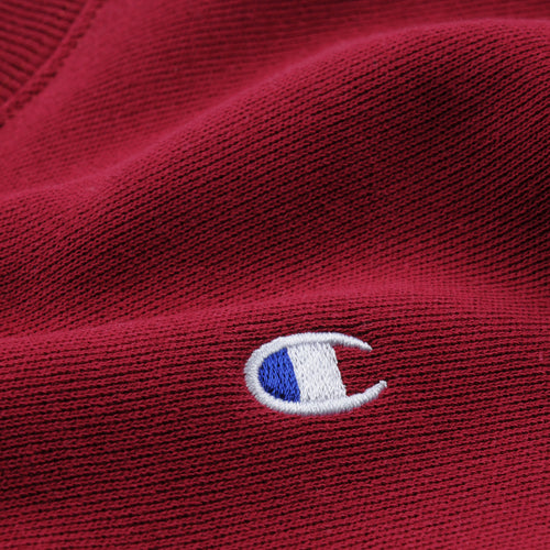 Crewneck Sweatshirt in Mulled Berry