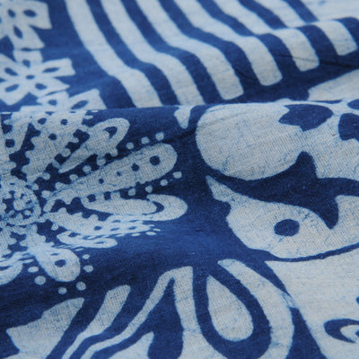 Unionmade - UNIONMADE Bandana in Blue Blocks