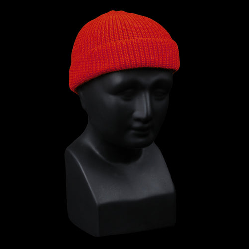 Trawler Hat in Safety Red