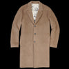 President's - Alpaca Wool Egg Coat in Natural