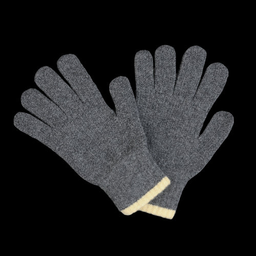 Wind It Up Gloves in Metal