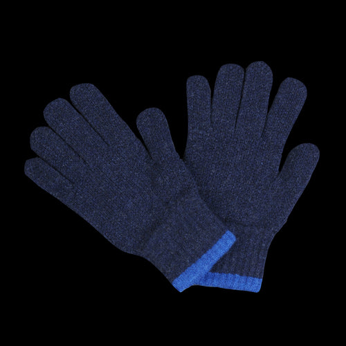 Wind It Up Gloves in Navy
