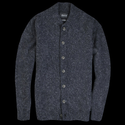 Howlin by Morrison - Four Eyes Cardigan in Charcoal