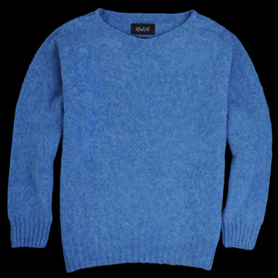 Howlin By Morrison - Solid Space Sweater in Blue Skye