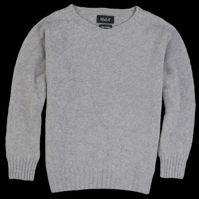 Howlin by Morrison - Solid Space Sweater in Horizon