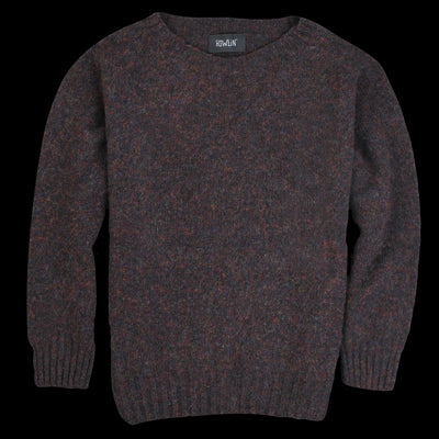 Howlin by Morrison - Solid Space Sweater in Wolf