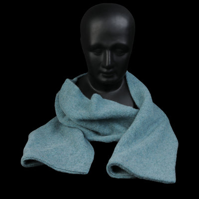 Jo Gordon - Brushed Plain Scarf in Jungle