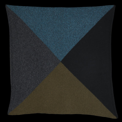 Quarter Square Neckerchief in Dark