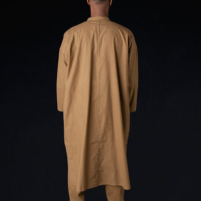 Prospective Flow - Arashi Long Shirt in Olive