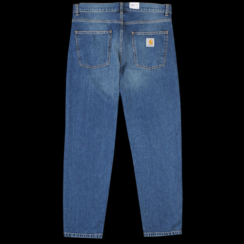 Newel Denim Pant in Blue Dark Shore Washed