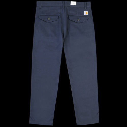Menson Pant in Dark Navy