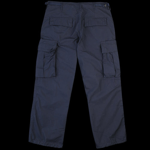 Ripstop Six Pocket Military Pant in Navy