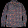 Beams+ - Knit Jacquard Pullover in Paisley