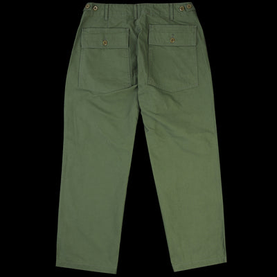 Beams+ - Military Utility Trouser in Olive Drab