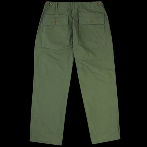Military Utility Trouser in Olive Drab