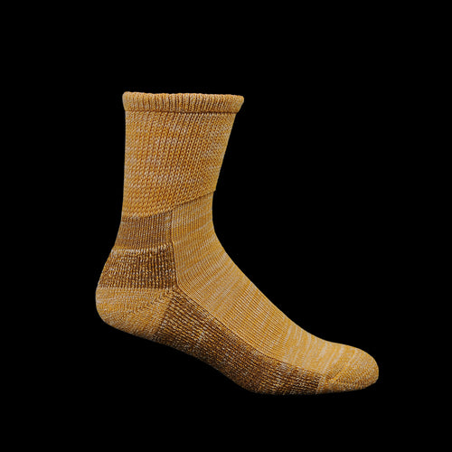 Outdor Sock in Yellow
