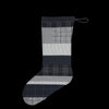 Grei. - Japanese Suiting Patchwork Stocking in Multi