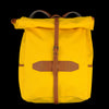 Bleu de Chauffe - Jamy Backpack in Jaune & Caramel