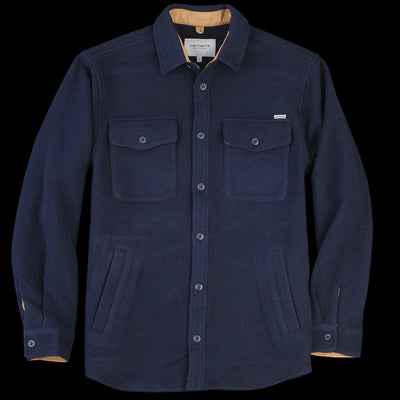 Carhartt WIP - Milner Shirt Jacket in Dark Navy