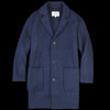 Carhartt WIP - Jenison Coat in Dark Navy