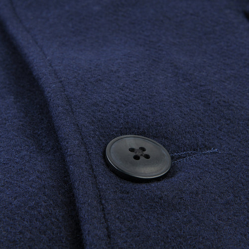 Jenison Coat in Dark Navy