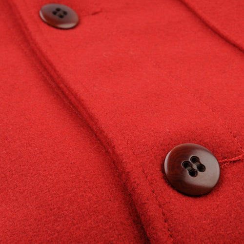 Bayshore Chore Coat in Cherry