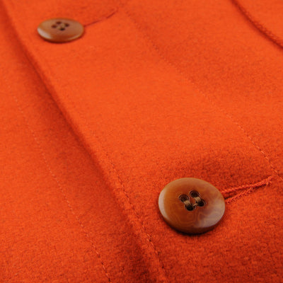 Golden Bear - Bayshore Chore Coat in Persimmon
