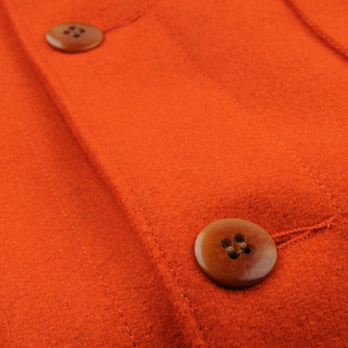Bayshore Chore Coat in Persimmon