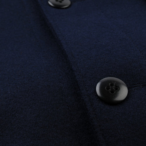 Bayshore Chore Coat in Indigo
