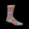 Anonymous Ism - Kilim Crew Sock in Ivory