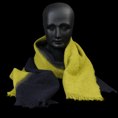 Destin - Buddybi Scarf in Midnight & Avocado