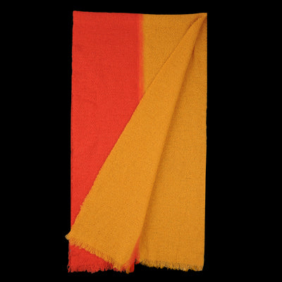 Destin - Buddybi Scarf in Turmeric & Blood Orange