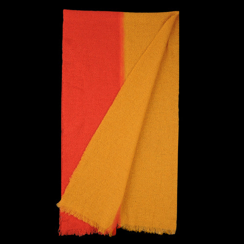 Buddybi Scarf in Turmeric & Blood Orange