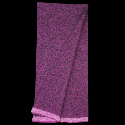 Destin - Bord Scarf in Purple