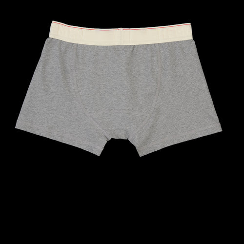 Marti Boxer in Heather Grey