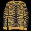 Needles - Tiger Mohair Sweater in Gold