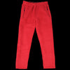 Needles - Synthetic Fur String Easy Pant in Red
