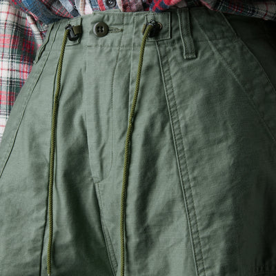 Needles - Fatigue H.D. Pant in Olive