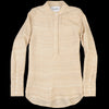 Corridor - Silk Tussa Tunic in Natural