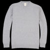 Country of Origin - Staple Lambswool Sweater in Light Grey