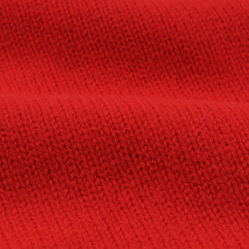 Staple Lambswool Sweater in Red