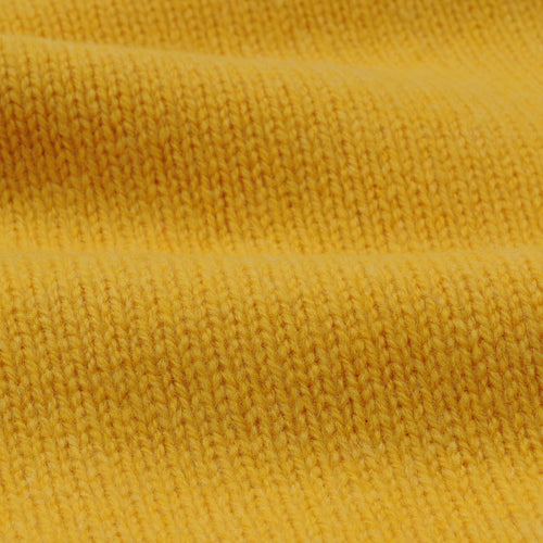 Staple Lambswool Sweater in Yellow