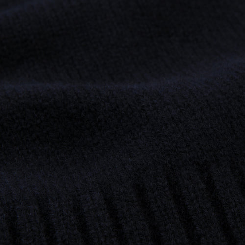 Staple Lambswool Sweater in Dark Navy